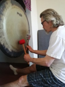 Bobby Ibogaine Provider, Chef & Gong Player Baja Mexico